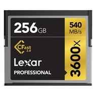 256GB Lexar 3600x CFast卡