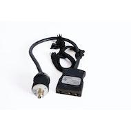 4 Pin Twist Lock to 60A Bates(仅人机界面使用)