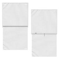 4x4 -漂白棉布软盘