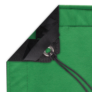6x6 -色度绿色屏幕