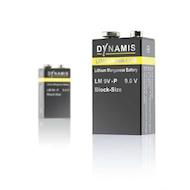 9V Dynamis锂离子电池-单