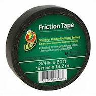 "3/4"" Friction Tape x 60' - Black"