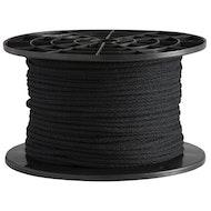 """黑釉魔术线- 600英尺线轴(1/8"""")"""
