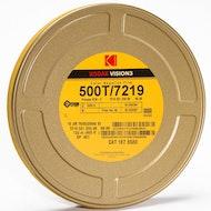 柯达VISION3 500T彩色负片#7219 - 16mm x 400'卷