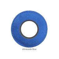 圆形大超细纤维眼垫-蓝色