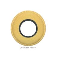 圆形大超细纤维眼垫-天然