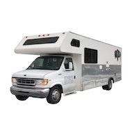 备用Mo首页s -吉尔30' HMU /衣柜/生产拖车