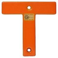 工业T标志-橙色