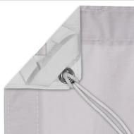 6x6日灰色薄纱
