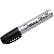 记号笔-黑色凿尖