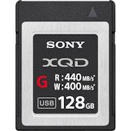 128Gb XQD卡G系列存储卡