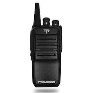 泰坦对讲机16ch(含2节电池和耳机)