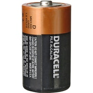 金霸王铜顶电池-单节