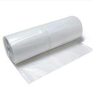 透明聚薄膜20' x 100' 6mil (Visqueen)
