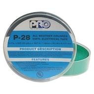 P-28绿色电气胶带