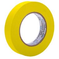 """1""""黄色艺术家/控制台纸带"""
