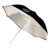 """Eclipse 45"""" Umbrella - White"""
