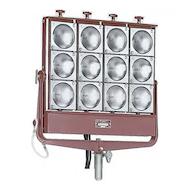 12 Light Fay - 7800 Watt Quartz Molefay