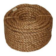 "Manila Rope 1/4"" x 1250 ft."