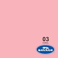 Seamless Rental - 9' #03 Coral