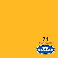 Seamless Rental - 9' #71 Deep Yellow
