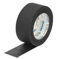 "2"" Black Paper Tape"
