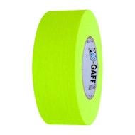 "2"" Fluorescent Yellow Pro Gaff - 55yds"