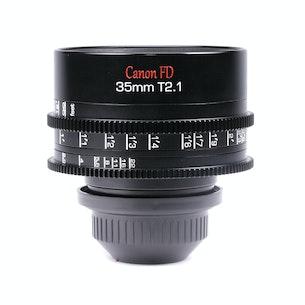 Canon FD 35mm