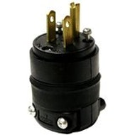 Male Edison - 15 amp