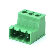 Phoenix Connector, 3-pin Male