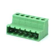 Phoenix Connector, 6-pin Male