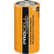 C Duracell Procell Battery - Single