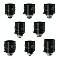 Cooke S4 8 Lens Set