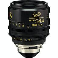 Cooke MiniS4/i 25mm T2.8