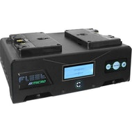 Battery Charger Dual Gold-Mount