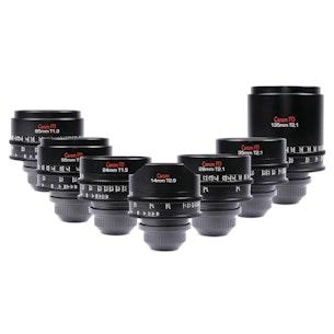 Canon FD Set