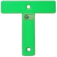 Industry T Mark - Fluorescent Green