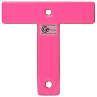 Industry T Mark - Fluorescent Pink