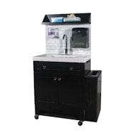 Indoor Hand Washing Station
