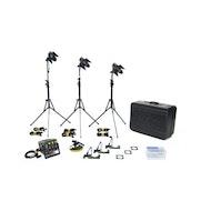 100w Dedo 3 Light Kit