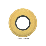 Round Large Microfiber Eyecushion - Natural