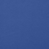 """Chroma Blue Fabric, Poly Pro (IFR) 62"""" wide - sold per yd"""