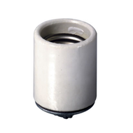 Porcelain Pipe Mount (10045)