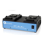 Battery Charger Dual V-Mount