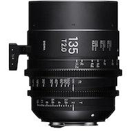 Sigma 135mm Cine Prime