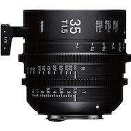 Sigma FF Cine Prime 35mm T1.5