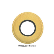 Round Small Microfiber Eyecushion - Natural