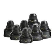 Cooke Speed Panchro S1/S2  Seven Lens Set (TLS Conversion)