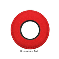 Round Extra Large Microfiber Eyecushion - Red
