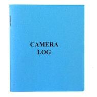Camera Log Booklet